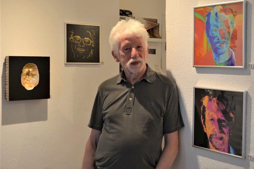 """""""Wir sind ein bunter Haufen"""" - Porträtausstellung zum Jubliäum des Herner Künstlerbund."""