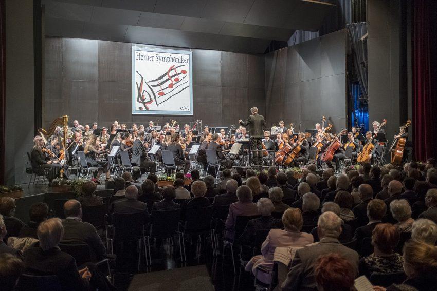 2018 - Neujahrskonzert der Herne Symphoniker.