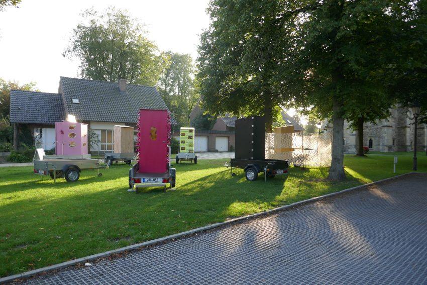 SALIGIA. Die 7 Todsünden - kommende Kunstausstellung in den Flottmann-Hallen.