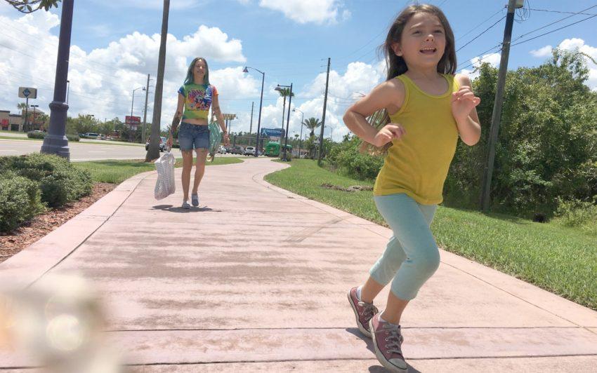 The Florida Project wurde als gefühlvolles Sozialdrama aus der Sicht eines Kindes gefeiert.