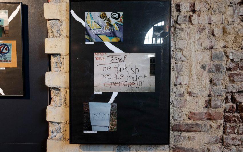 Vernissage Kunst oder Vandalismus.