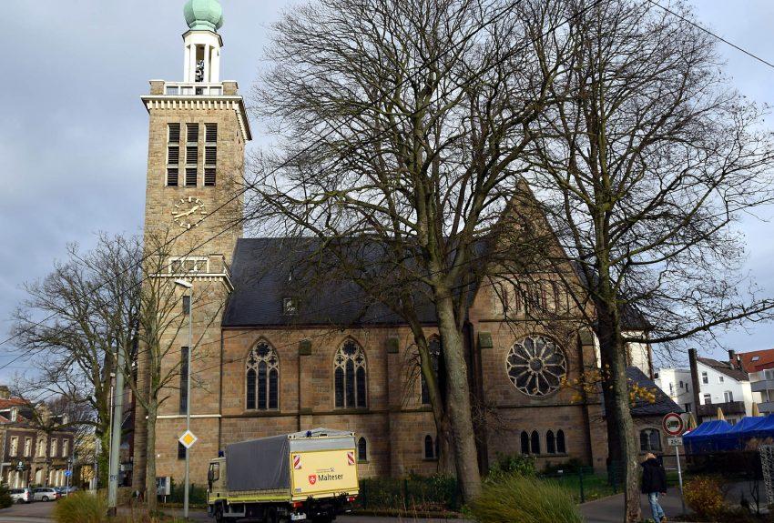 Die Johanneskirche in Eickel.