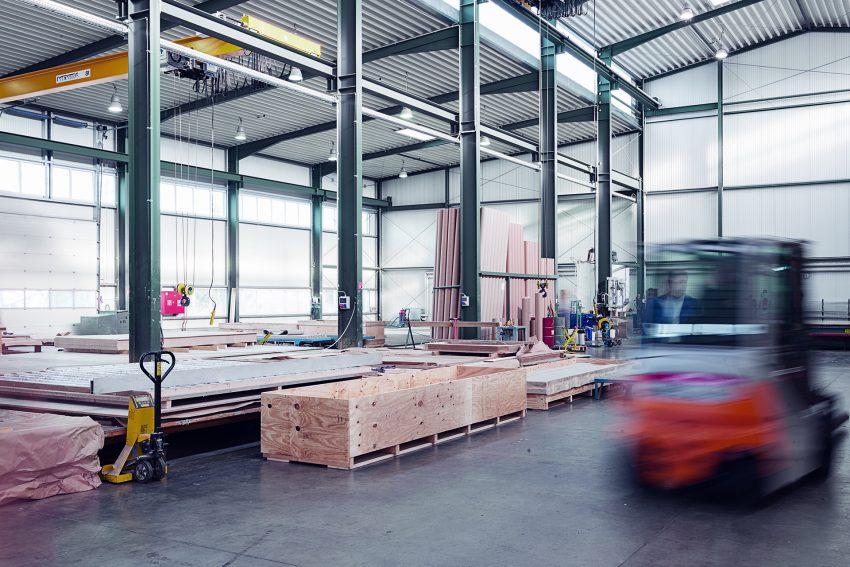 In der RECKLI Produktion in Herne