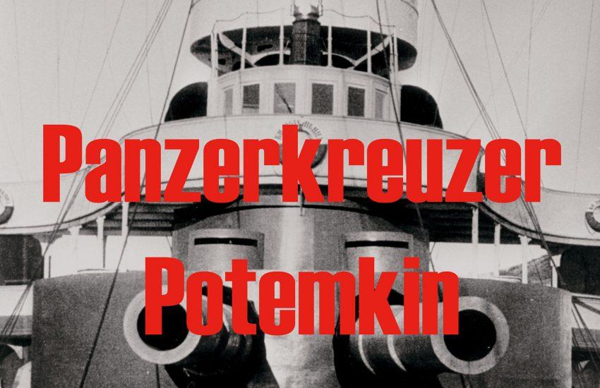 """Sergej Eisensteins Revolutions-Klassiker """"Panzerkreuzer Potemkin"""" gehört zum Auftaktprogramm des neuen Streaming-Portals Kino2online des Filmmuseums Potsdam."""
