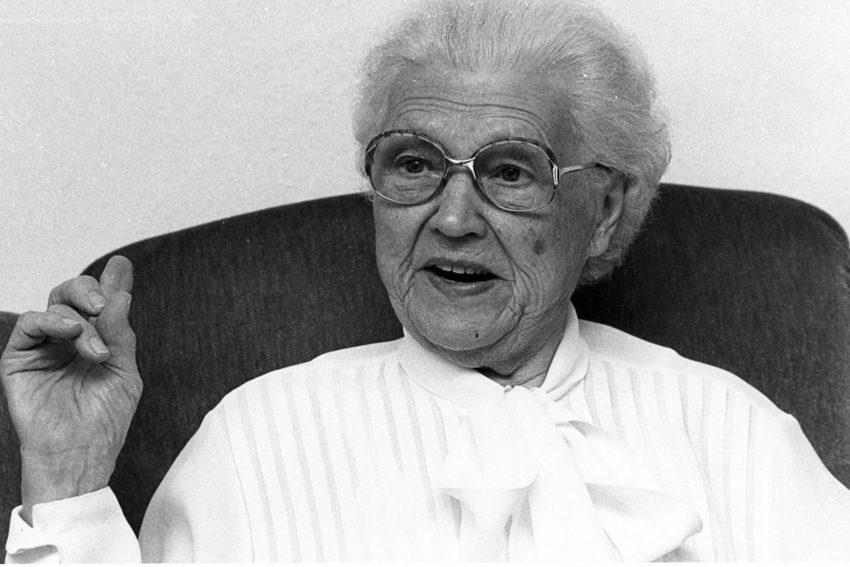 Else Drenseck - Polititkerin Herne (1911 - 1997).