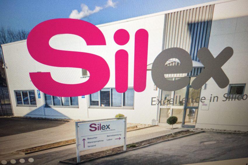 Screenshot von der Website des silikonverarbeitenden Unternehmens Silex aus Herne (NW), am Mittwoch (04.03.2020.)