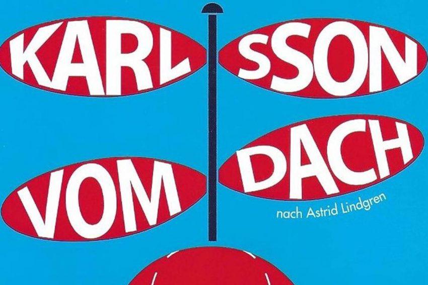 """Das Theater Kohlenpott spielt """"Karlsson vom Dach""""."""