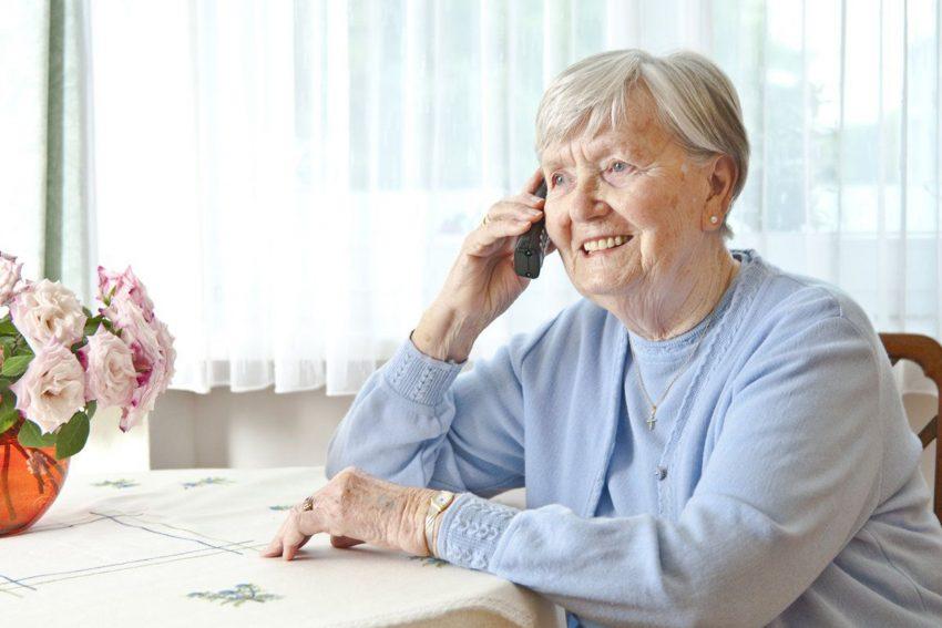 Der Telefonbesuchsdienst der Malteser bringt wieder Austausch und Lebensfreude.