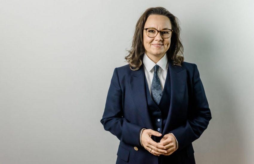 Michelle Müntefering, Pressefoto neu 2021