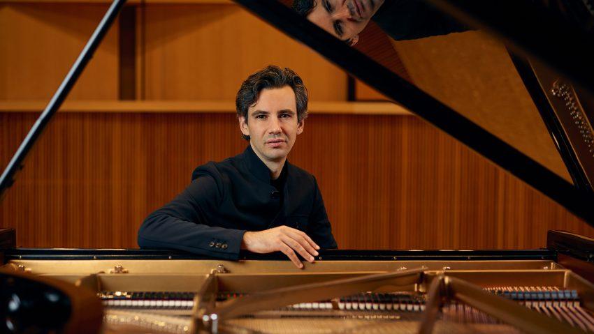 Pianist Martin Stadtfeld.