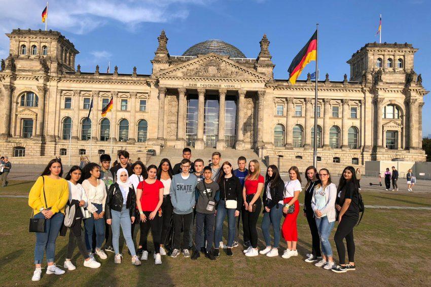 Realschüler in Berlin.