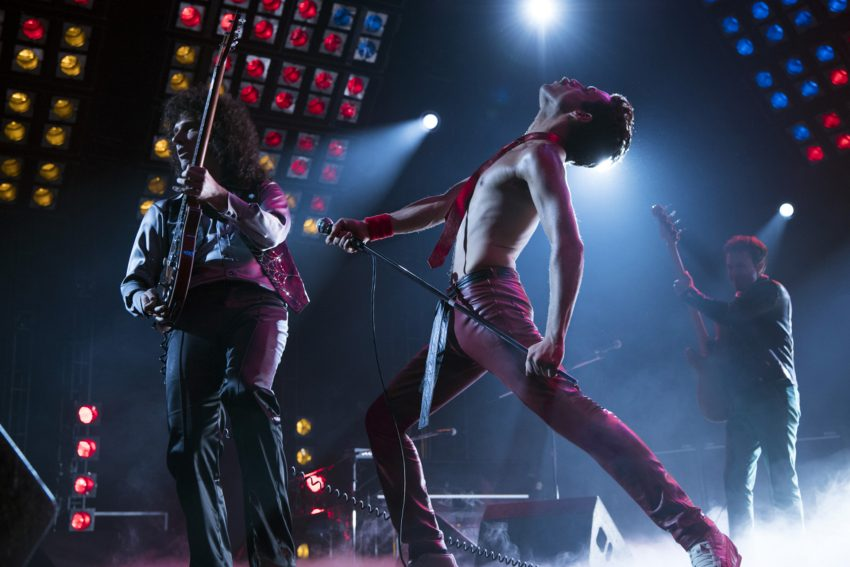 Zwei Golden Globes für Bohemian Rhapsody.