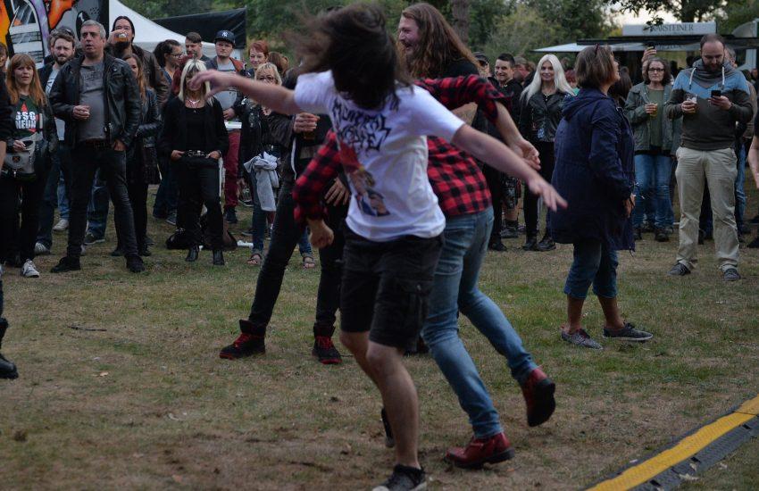 Rock Spektakulum am Stennert 2018.