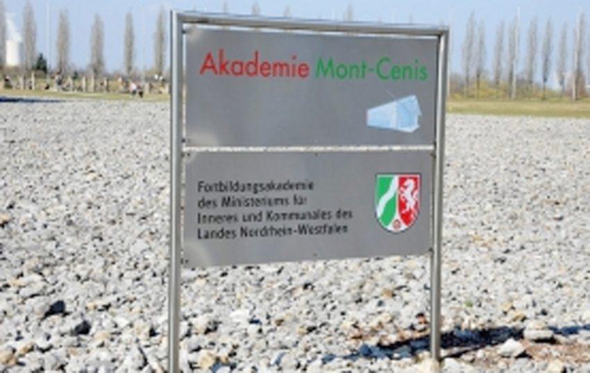 Die Bezirksvertretung Sodingen tagt in der Akademie Mont Cenis.