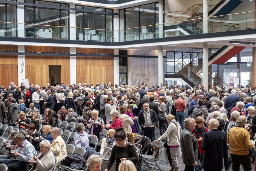 Neujahrsempfang des Fördervereins Brustzentrum e.V.
