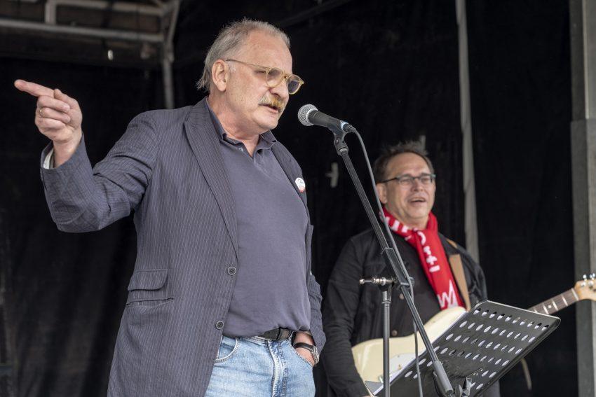 Freundschafts- und Solidaritätsfest - 'Herne stellt sich quer'.