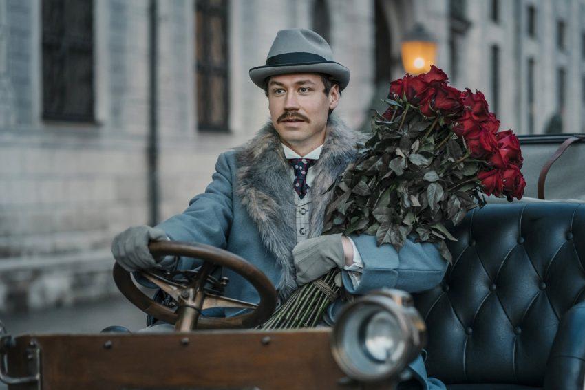 Bekenntnisse des Hochstaplers Felix Krull: Marquis Louis de Venostra als Rosenkavalier: David Kross.