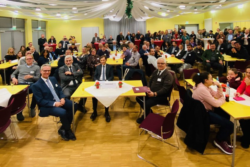 Jahresempfang des Herner Integrationsrates.