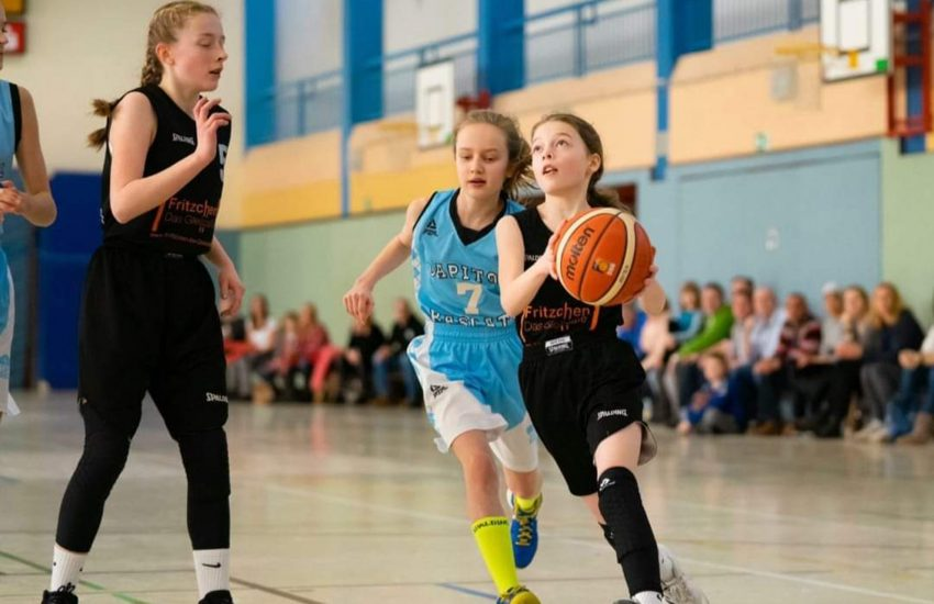 Das Basketball-Camp für Mädchen startet im August.