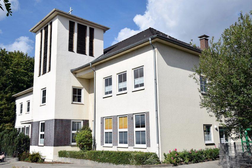 Glaubensseminar in der Lutherstraße.