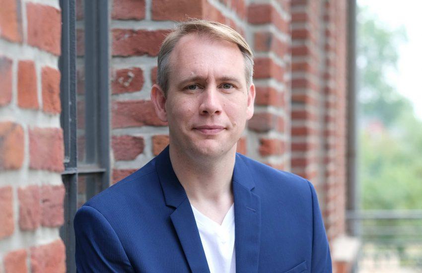 Patrick Steinbach.