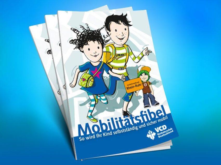 Mobilitätsfibel des VRR 2018.