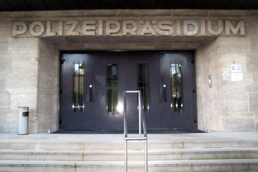Polizeipräsidium Bochum.