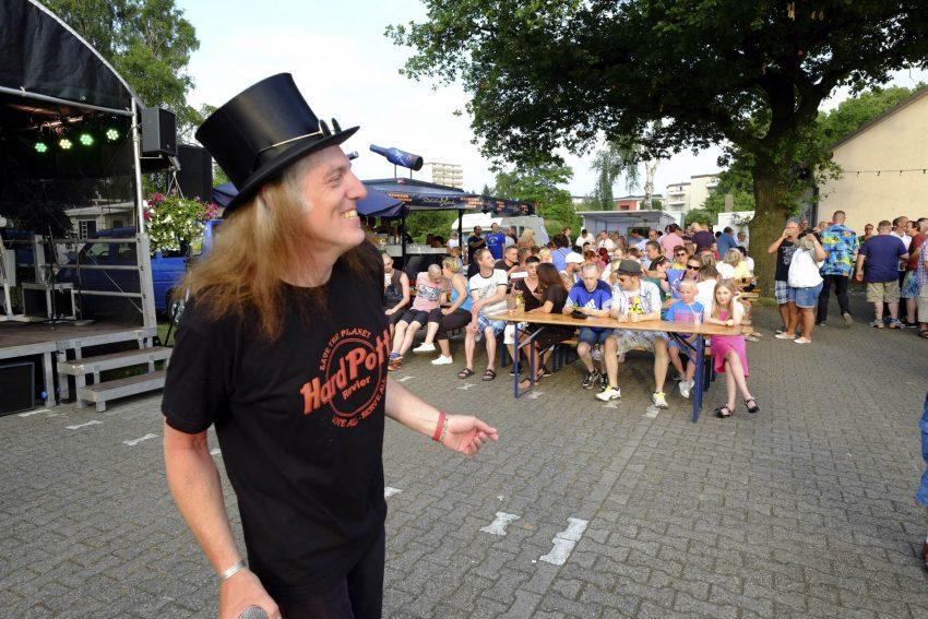 Sommerfest im KGV Herne-Süd.