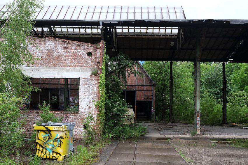Das Gelände des Schraubenherstellers Knipping-Dorn ist für 1,56 Millionen Euro versteigert worden.