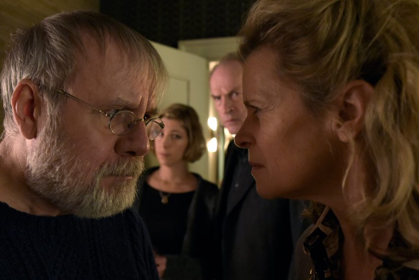 Joachim Krol und Leslie Malton.