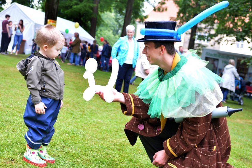 Kultur- und Herkulesfest im Schlosspark am Sonntag (12.6.2016).