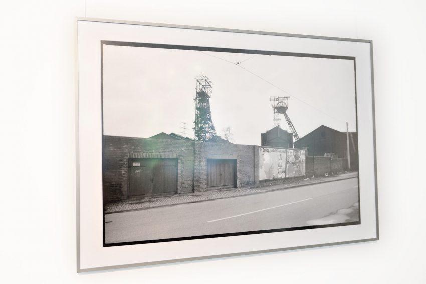 Ausstellung von HD Gölzenleuchter - Wanne 1971 - im Heimatmuseum.