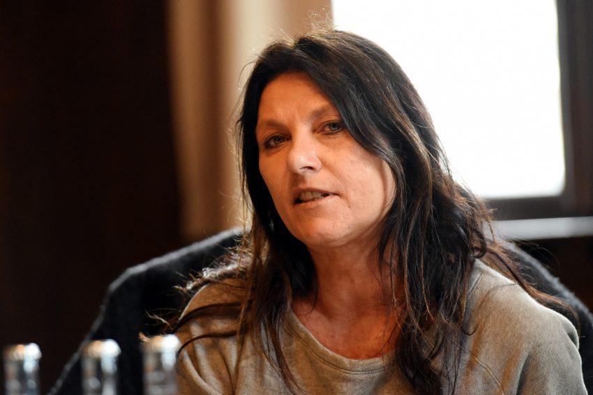 Sabine Marek.