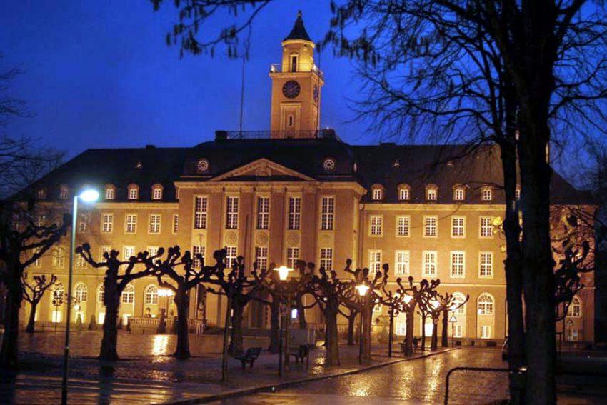 Rathaus Herne.