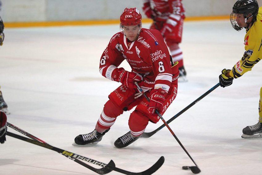 U19-Nationalspieler Malte Hodi wird in der Saison 2020/2021 mit einer Förderlizenz für den Herner EV ausgestattet.