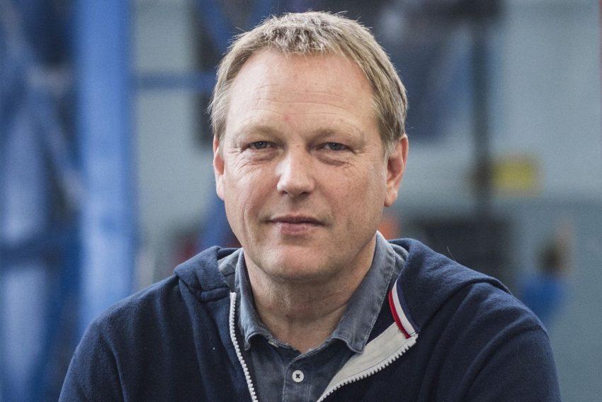 Christian Eggert arbeitet seit Jahren mit Frank Hörner bei der jährlichen Urbanatix-Show in der Bochumer Jahrhunderthalle zusammen.