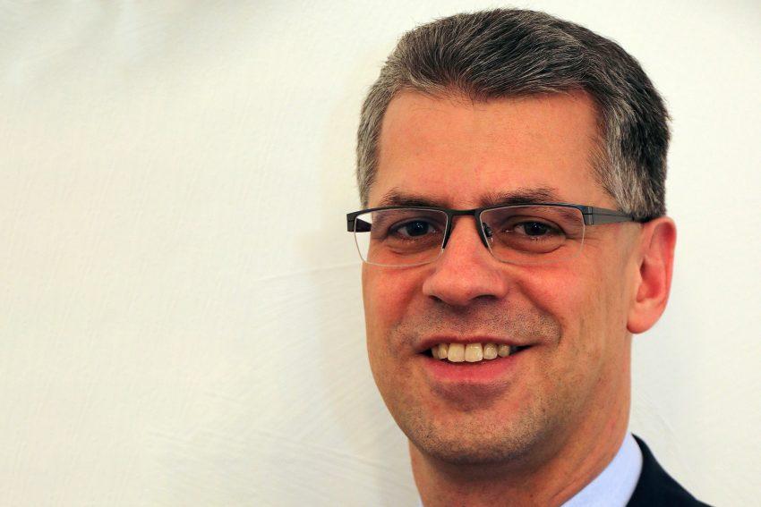 Neuer Richter am Oberverwaltungsgericht - Dr. Siegbert Gatawis.