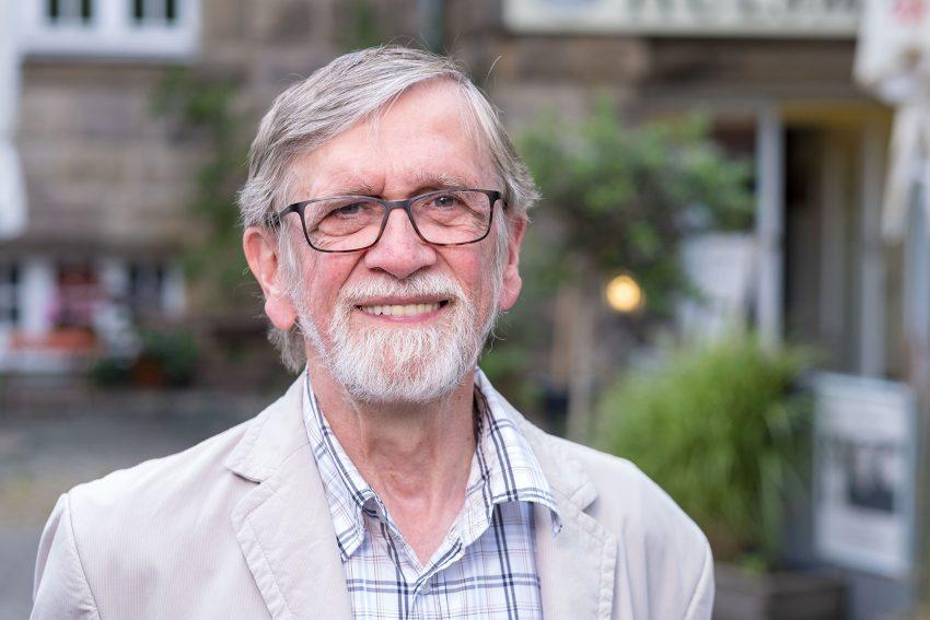 SPD-Kandidat für das Amt des stellvertretenden Bezirksbürgermeisters in Eickels: Willibald Wiesinger.