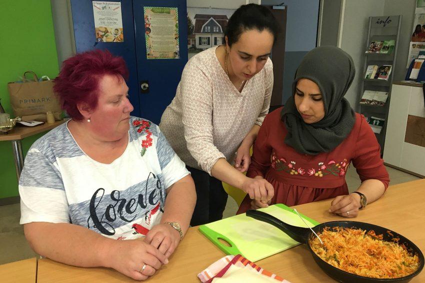 Kochkurs: Die Küche Nordafrikas.