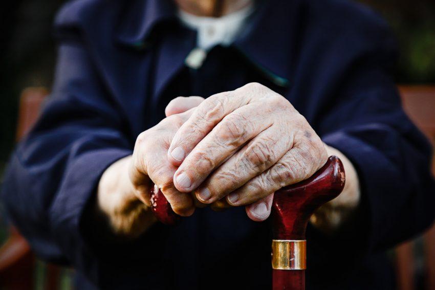 Stütze durch die gesetzliche Rente. NUR NGG