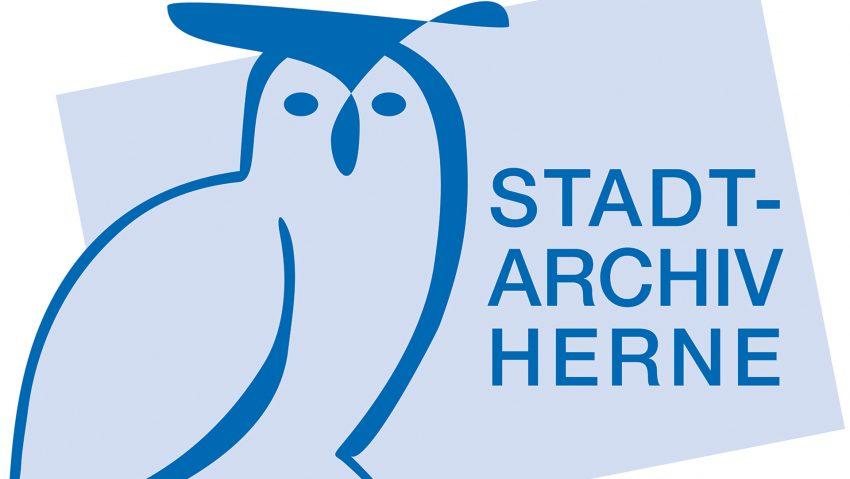 Das Logo des Stadtarchivs Herne.