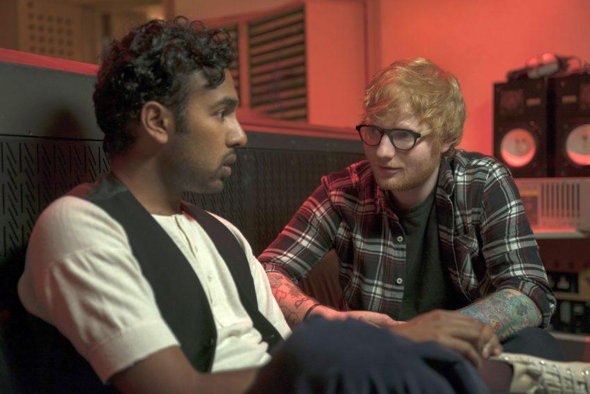 Neu im Kino: Yesterday. im Bild: Himesh Patel und Ed Sheeran.
