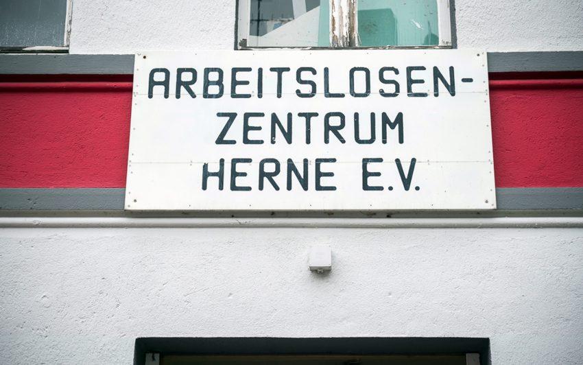 Arbeitslosenzentrum Herne.