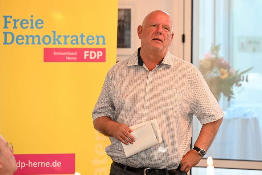 Kick-Off-Veranstaltung zum Wahlkampfauftakt der FDP Herne