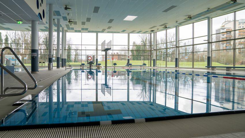 Lehrschwimmbecken im Wananas.