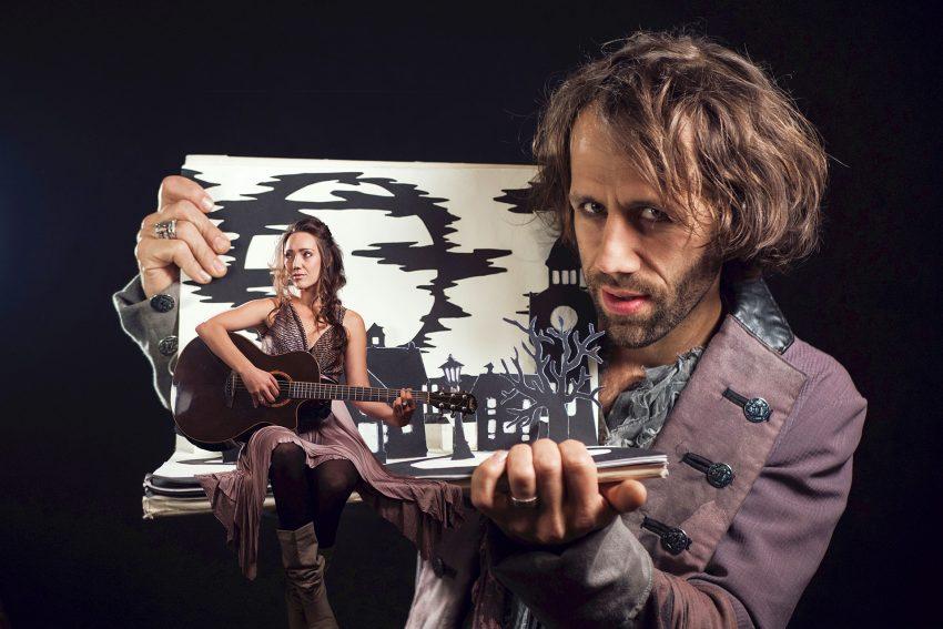 Felice & Cortes bieten ihre Musik- & Akrobatikshow bei Flottmann an.