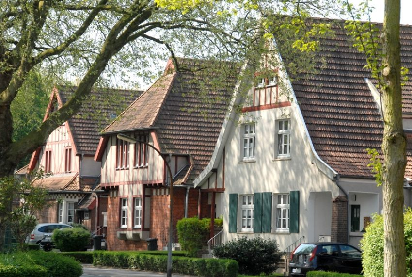 Zechen-Siedlung Teutoburgia.
