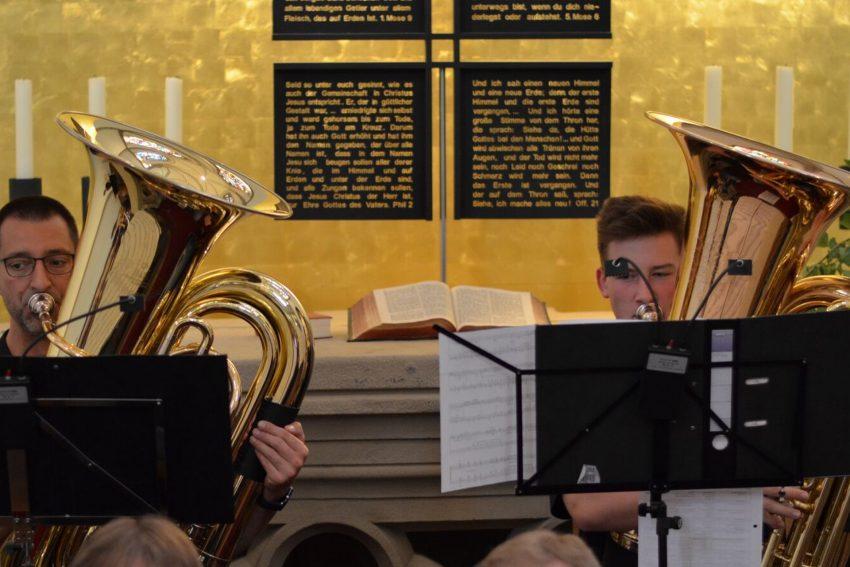 CVJM-Konzert - Zwischentöne - am 23. Juni 2018.