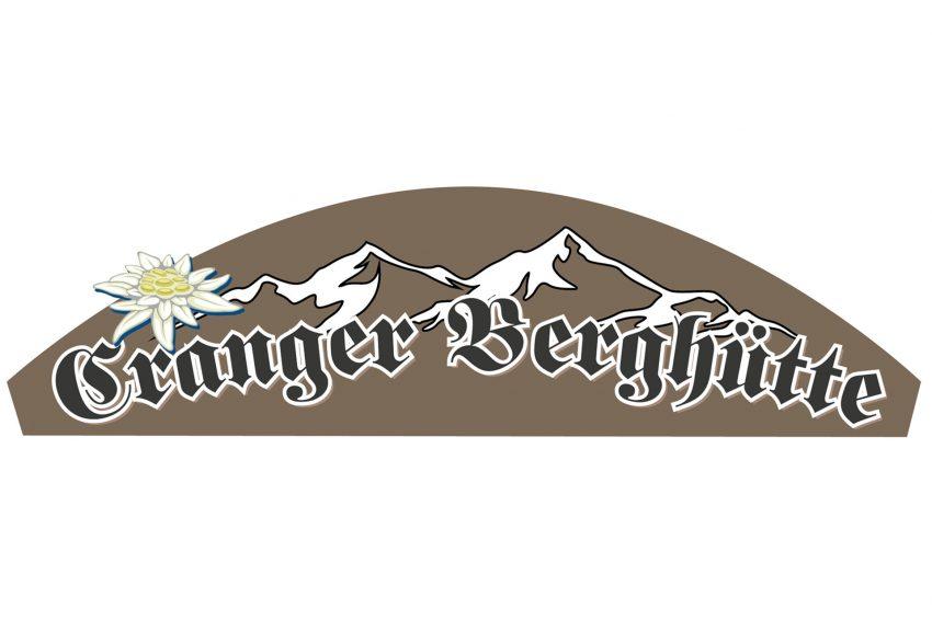 Das Logo der Cranger Berghütte
