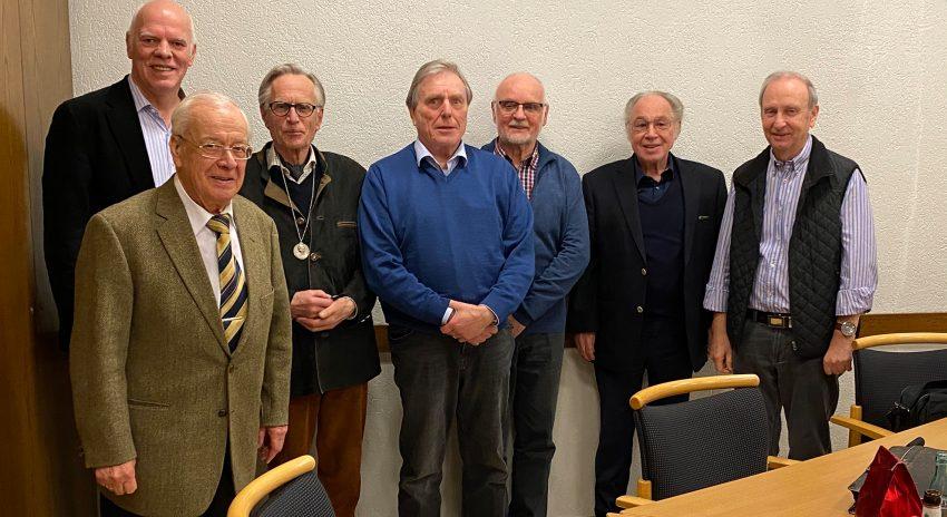 Jahreshauptversammlung der Vinzenzkonferenz.